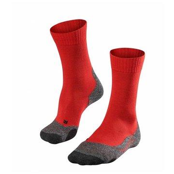 Falke Socken / Strümpfe rot