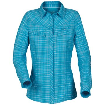 VAUDE Outdoorbekleidung Damen blau