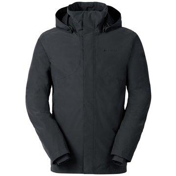 VAUDE Outdoorbekleidung Herren schwarz