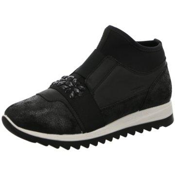 Igi&Co Klassischer Slipper schwarz