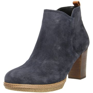 Gabor comfort Ankle Boot blau