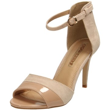 Buffalo Modische High Heels beige
