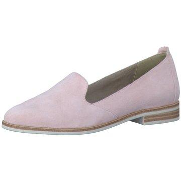 Tamaris Klassischer Slipper rosa