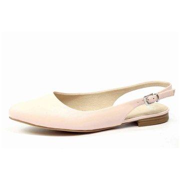 Caprice Sling Ballerina beige