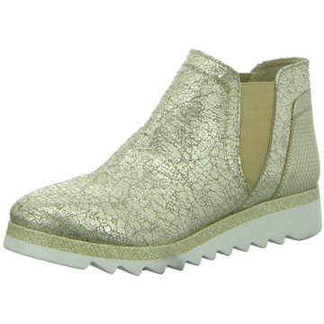 Julia Grey Chelsea Boot beige