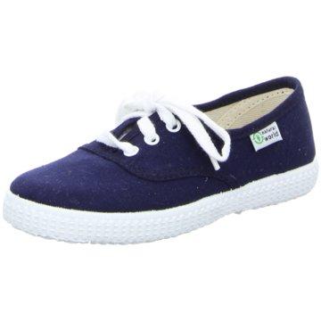 natural world Sneaker Low blau