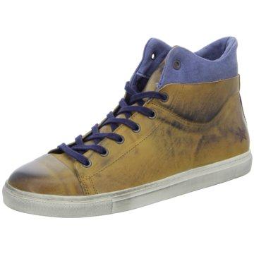 Overstate Sneaker High braun