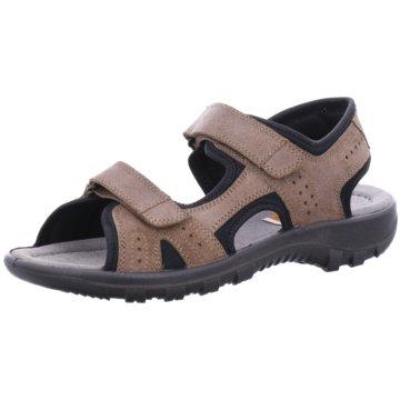 JOMOS Outdoor Schuh braun