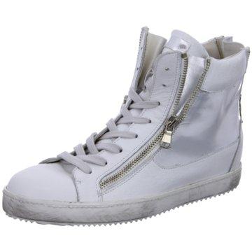 Ca'D'Oro Sneaker Wedges weiß