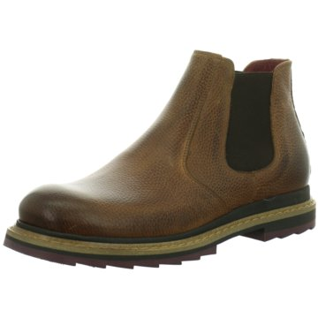 N.Benson Chelsea Boot braun