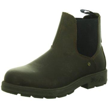 Wrangler Chelsea Boot grün