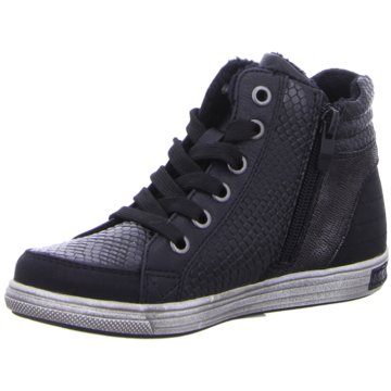 Supremo Sneaker High schwarz