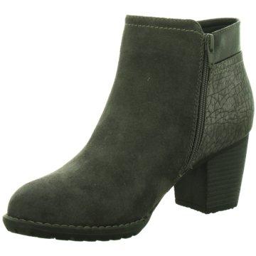 Hengst Footwear Plateau Stiefelette grau