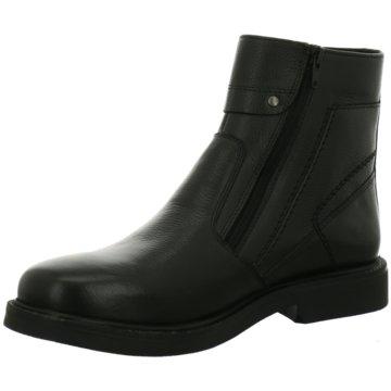 Montega Shoes & Boots Stiefelette schwarz