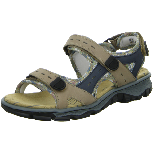 68872 25 komfort sandalen von rieker. Black Bedroom Furniture Sets. Home Design Ideas