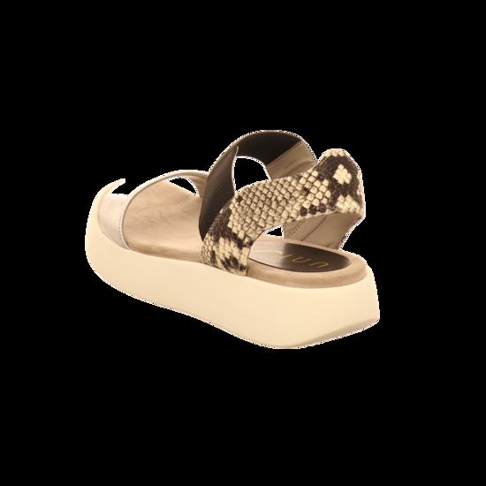Plateau Unisa Mer Vep Bridni Sandaletten Von Silver ARjL354