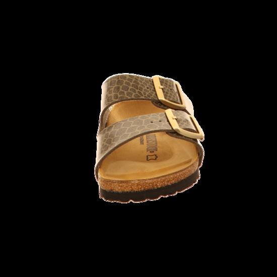 Klassische Von 1011769 Pantoletten Birkenstock Arizona 819 Grn QxoerCBWd