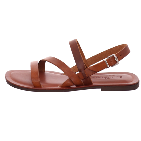 Braun Sandals Factory Von The cuoio W0279 Sandalen 0mnwN8v