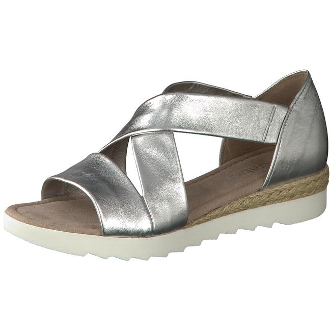 sandale sandalen von gabor comfort. Black Bedroom Furniture Sets. Home Design Ideas