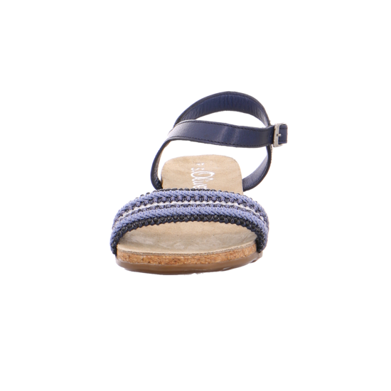 Sandalen S Blau Von 5 5 28 28101 802 802 oliver thsrQd