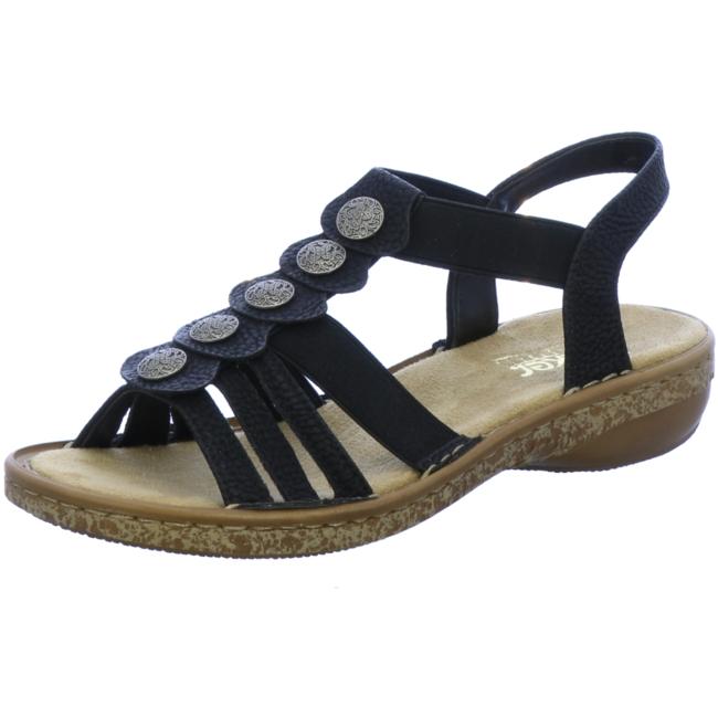 62866 00 komfort sandalen von rieker. Black Bedroom Furniture Sets. Home Design Ideas