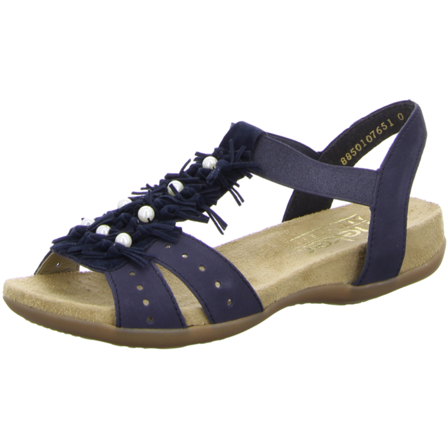 6057314 komfort sandalen von rieker. Black Bedroom Furniture Sets. Home Design Ideas