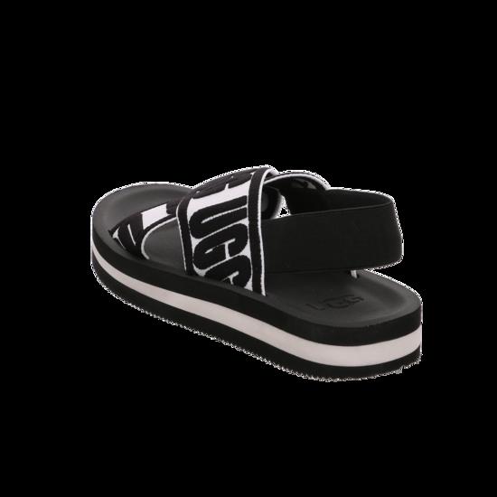 Von 1101044 Plateau Ugg Stiefel Sandaletten Black Australia qSVUMzp