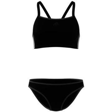 adidas Bikini Sets3-STREIFEN BIKINI - DQ3309 schwarz