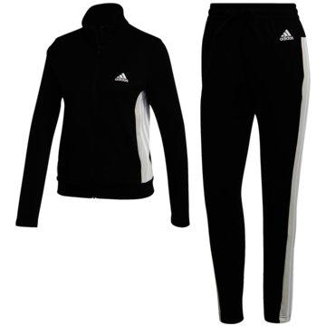 adidas TrainingsanzügeTEAM SPORT TRAININGSANZUG - FI6696 schwarz