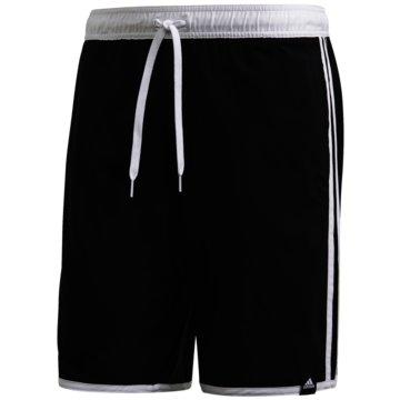 adidas Badeshorts3-STREIFEN CLX BADESHORTS - FJ3363 schwarz