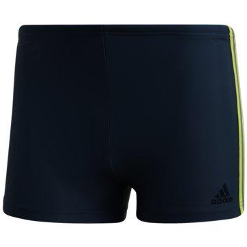 adidas BadeshortsFIT BX 3S - FJ4713 schwarz
