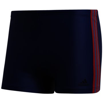adidas Badeshorts3-Streifen Boxer-Badehose - FJ4715 -