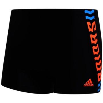 adidas Badeshortsadidas Wording Boxer-Badehose - FJ4731 -