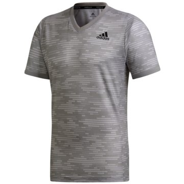 adidas T-ShirtsFLFT TEE PBLUE - FK0811 grau