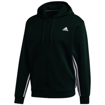 adidas HoodiesMUST HAVES 3-STREIFEN KAPUZENJACKE - FL3910 -