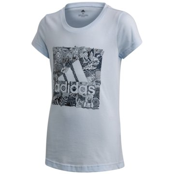 adidas T-ShirtsMUST HAVES DOODLE BADGE OF SPORT T-SHIRT - FM4475 -