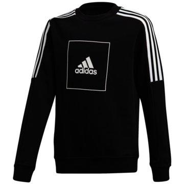 adidas SweatshirtsJB A AAC CREW - FM4840 schwarz