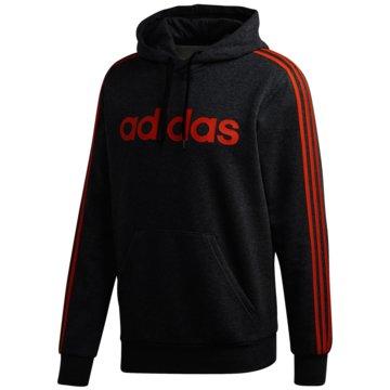 adidas HoodiesEssentials 3-Streifen Hoodie - FM6051 -