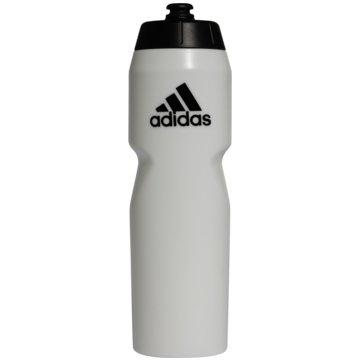 adidas TrainingsanzügePERFORMANCE TRINKFLASCHE 750 ML - FM9932 weiß