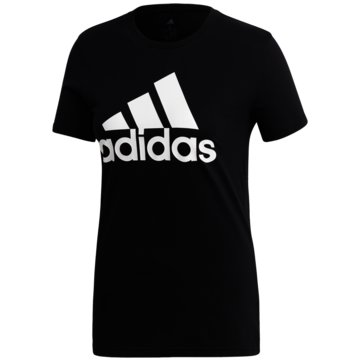 adidas T-ShirtsMUST HAVES BADGE OF SPORT T-SHIRT - FQ3237 schwarz