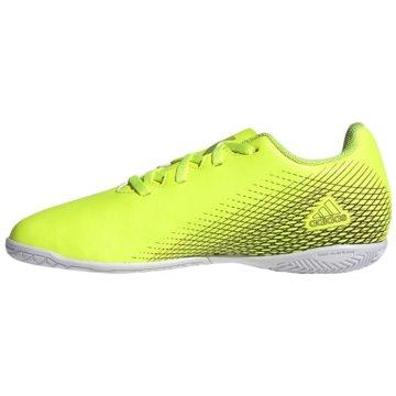 adidas Hallen-SohleX GHOSTED.4 IN FUßBALLSCHUH - FW6923 gelb