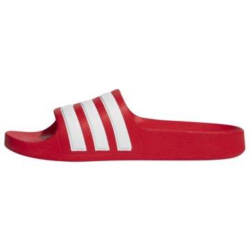 adidas Offene Schuhe4064039638296 - FY8066 rot