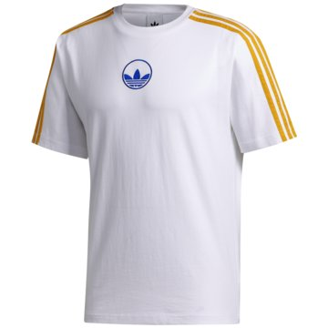 adidas T-Shirts3 STRIPE CIRCLE - GD2122 -