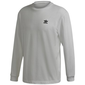 adidas T-ShirtsB+F TRFL LS TEE - GE0860 grau