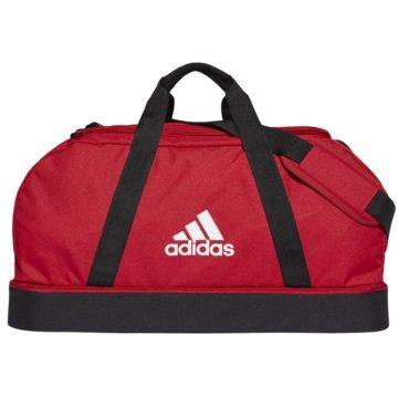 adidas SporttaschenTIRO PRIMEGREEN BOTTOM COMPARTMENT DUFFELBAG M - GH7272 rot