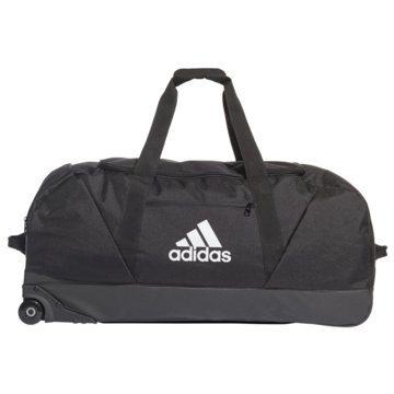 adidas SporttaschenTIRO TROLLEY DUFFELBAG XL - GH7273 schwarz