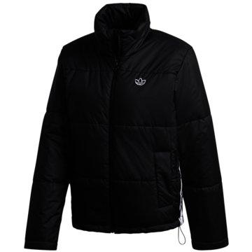 adidas Originals ÜbergangsjackenShort Puffer Jacket schwarz