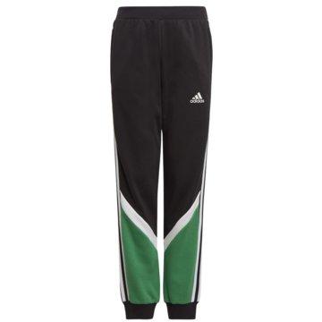 adidas TrainingshosenCOMFORT COLORBLOCK HOSE - GM6985 schwarz
