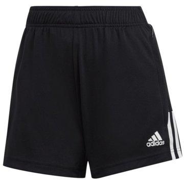 adidas FußballshortsTIRO 21 TRAINING SHORTS - GN2158 schwarz