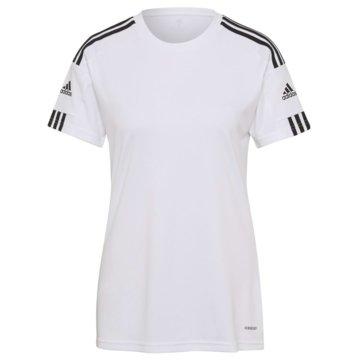 adidas FußballtrikotsSQUADRA 21 TRIKOT - GN5759 weiß